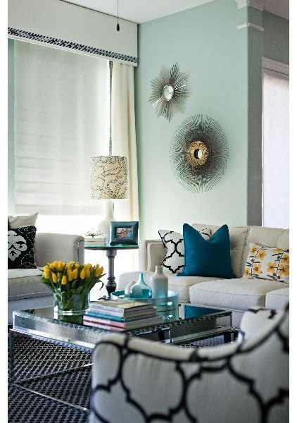Decorating with compromise in mind...