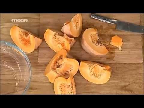 ΚΑΝΤΟ ΟΠΩΣ Ο ΑΚΗΣ: Γλυκιά κολοκυθόπιτα - YouTube