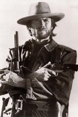 The Outlaw Josey Wales - started chewing plug tobacco after I seem this in 1976