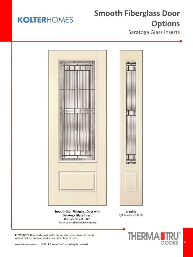 17 Best 1000 images about Exterior Door Selections Victoria Hills