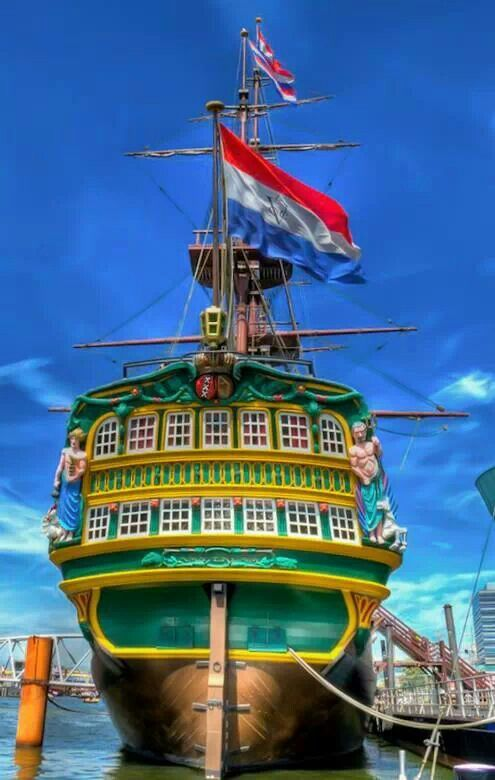 VOC ship De Amsterdam
