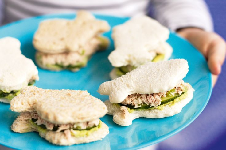 mini+tuna+sandwiches. Fish Shape, Kids Parties, Children Parties, Kids ...