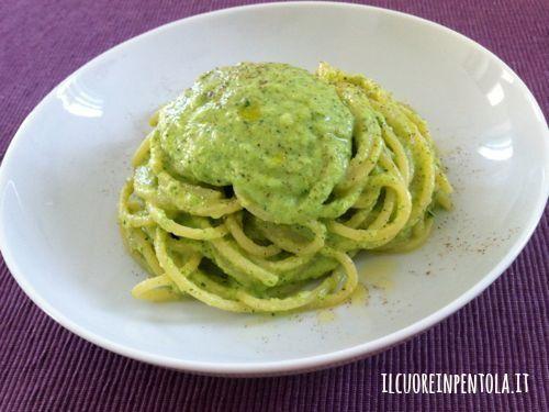 Ricetta del giorno: Pasta con crema di zucchine - Live Sicilia