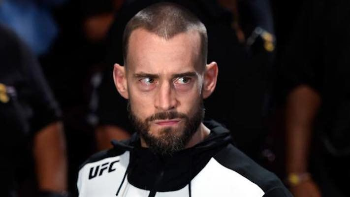 Former WWE Champion turned UFC welterweight fighter CM Punk talks about professional wrestling and reveals if he ever misses it.