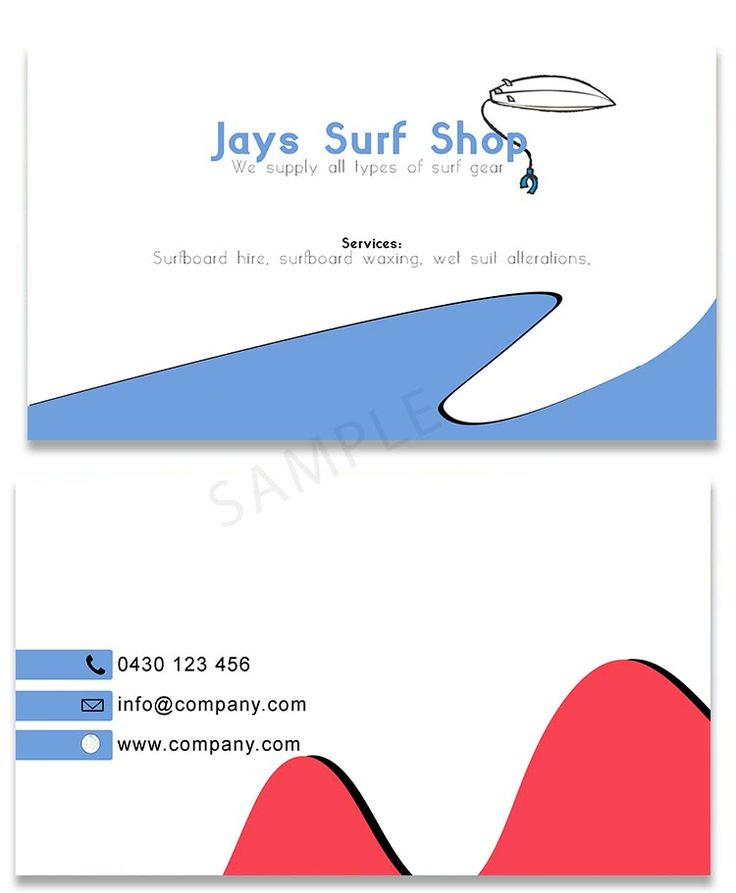 13 best Business Card Designs For Sale images on Pinterest For sale - business card sample