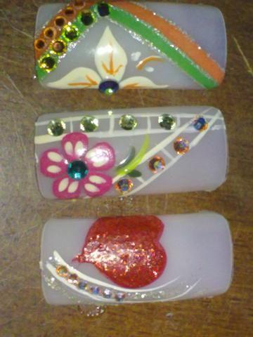 Imágenes de curso de uñas y diseño. tijuana en Tijuana