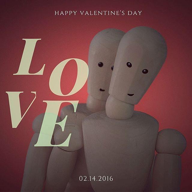 Que tengas un feliz día de San Valentin #happyvalentinesday