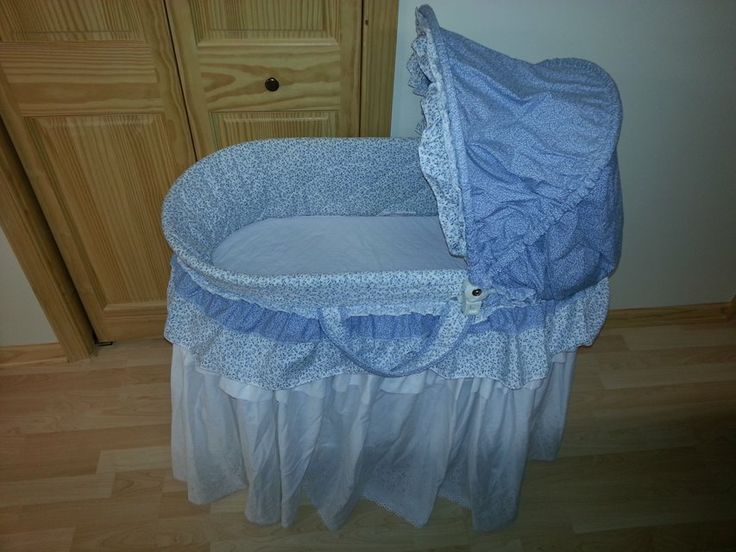 Reduced Beautiful Bassinet For Boy Or Girl Bassinet Set