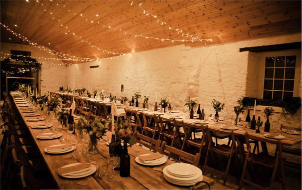8 Unique Scottish Wedding Venues That Will Blow Your Mind! The Barn at Dalduff Farm, Ayrshire.