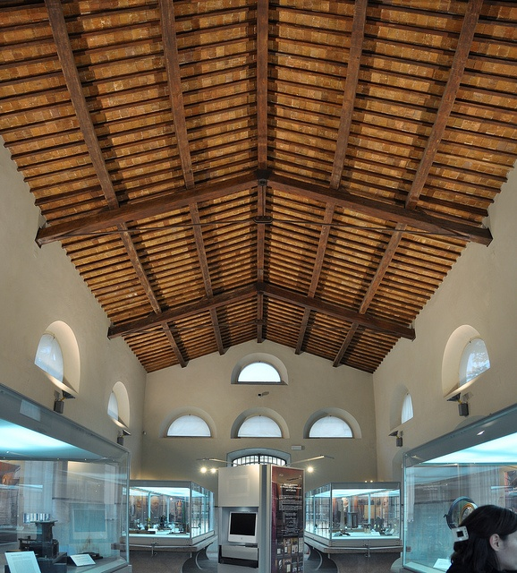 Museo delle Macchine di Calcolo by Giovanni V., via Flickr #InvasioniDigitali il 20 aprile alle ore 10.30 Invasori: Inventiva DNA e De Coltelli e Blog100days