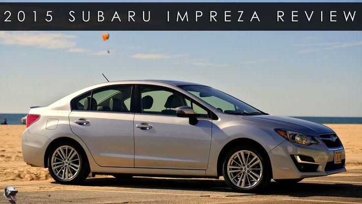 Inspirational Impreza Review 2015