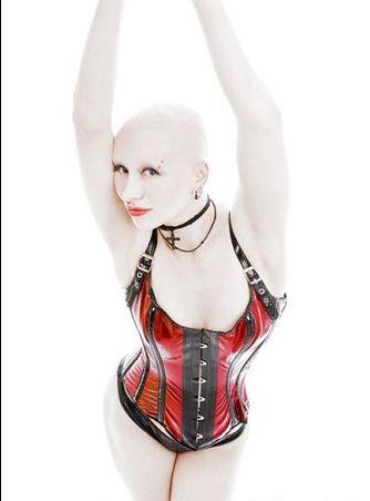 Shaver Bald Women Fetish 54