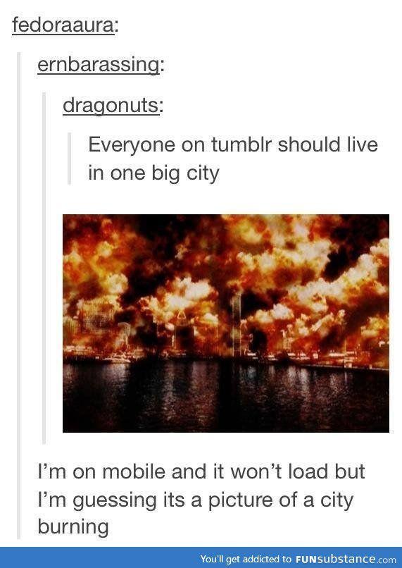 Tumblr Town