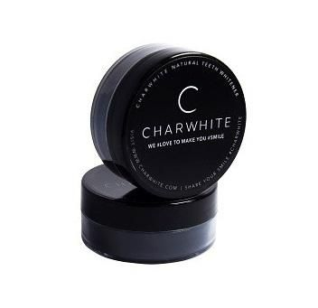 Charwhite: 100% natuurlijk witte tanden
