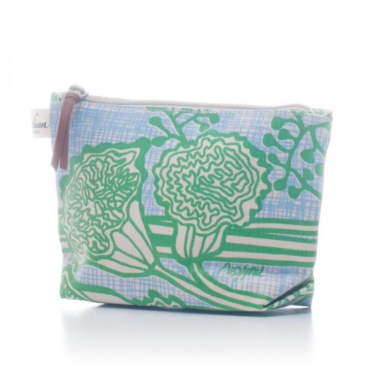 Accessories: Small Organizer Green Grass $17