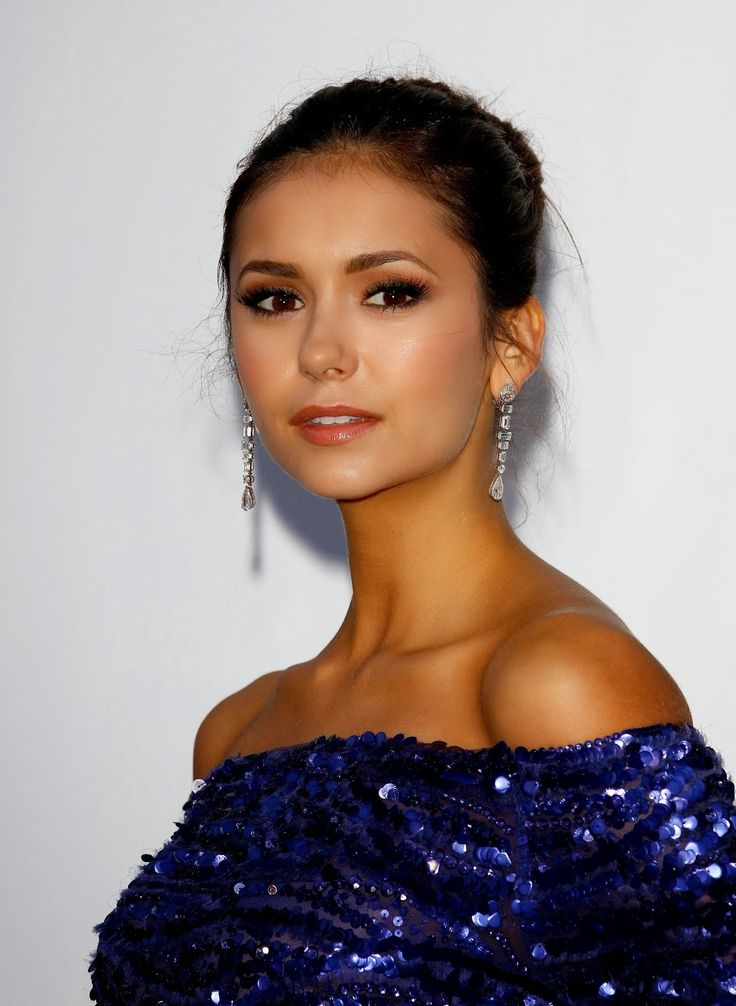 Nina Dobrev Sexy Leg Cleavage HQ Photos at amfAR Cinema Against AIDS Benefit – Cannes 2012