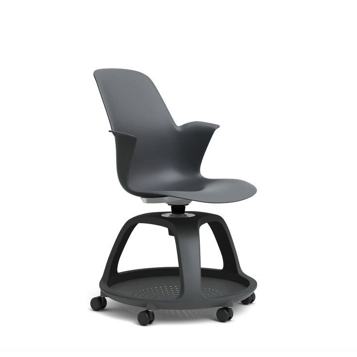 The Node Classroom Chairs By Steelcase Offer Mobility To Students Incorporating Wheels At Base And Bringing Flexibility Into Learning Environments