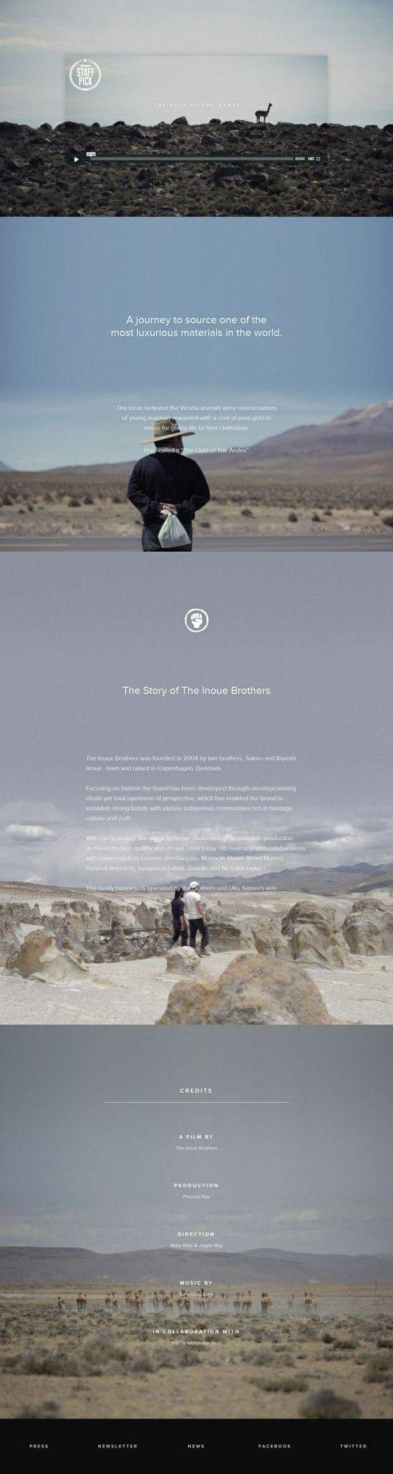#Webdesign #inspiration