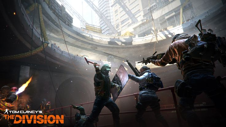tom clancys the division pic for desktops, 2560x1440 (487 kB)
