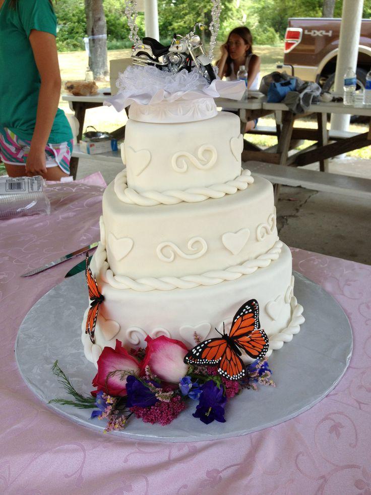 Heart Shaped Wedding Cake Cakes I 39 Ve Made Pinterest