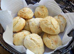 Baking Powder Drop Biscuits Recipe