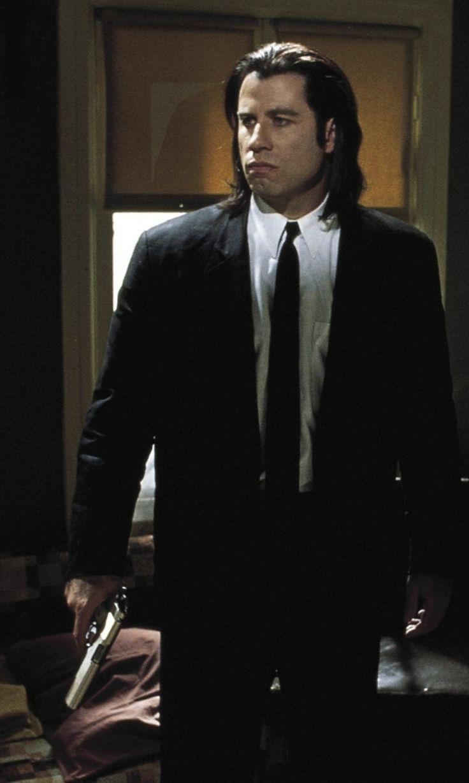 The 30 Best Suits On Film Pulp Fiction John Travolta Pulp Fiction John Travolta