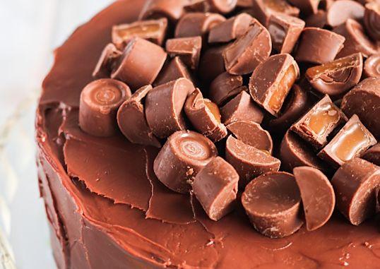 Nutella Rolo cake van Kimberley