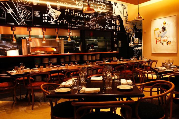 Hip Harlem eatery helmed by a multicultural chef.   Don't be surprised if former President Bill clinton walks in!