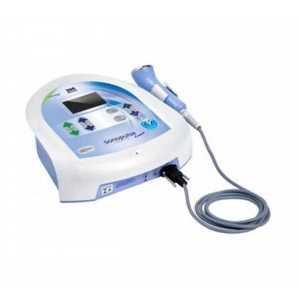 El Sonopulse Compact de un 1MHz es un equipo de ultrasonido terapéutico microcontrolado a una frecuencia de 1MHz, desarrollados para su uso en la fisioterapia y la estética. Presenta ERA (área efectiva de radiación) de 7 cm². La potencia máxima es de 21W.