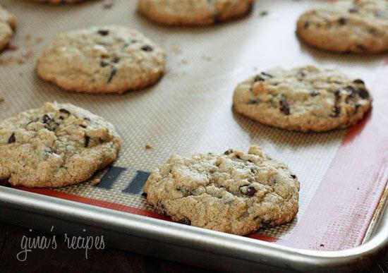 Best Low-fat Chocolate Chip Cookies Ever | Skinnytaste