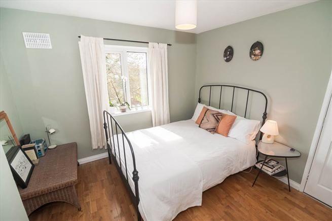33 Garnerville Road, Belfast, farrow and ball paint, simple interiors, metal bed frame #belfastproperty #farrowandball #ikea #bedroominspiration #JMEA