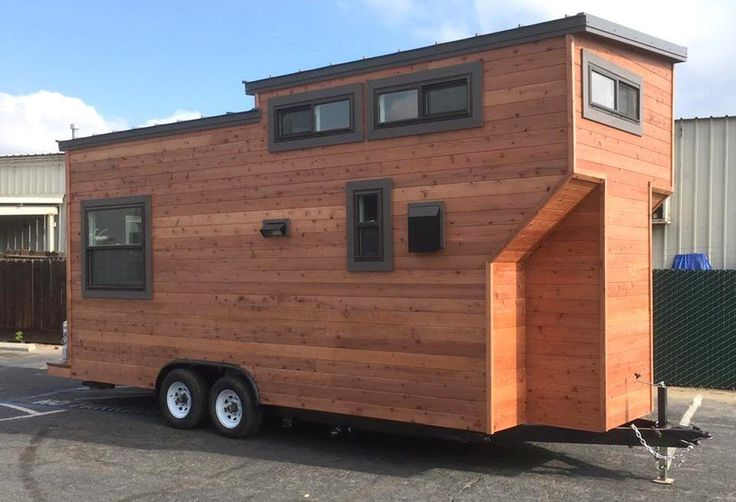 The city of Fresno was the first city in the nation to develop codes for tiny houses. California Tiny Homes builds elegant homes using these new codes.