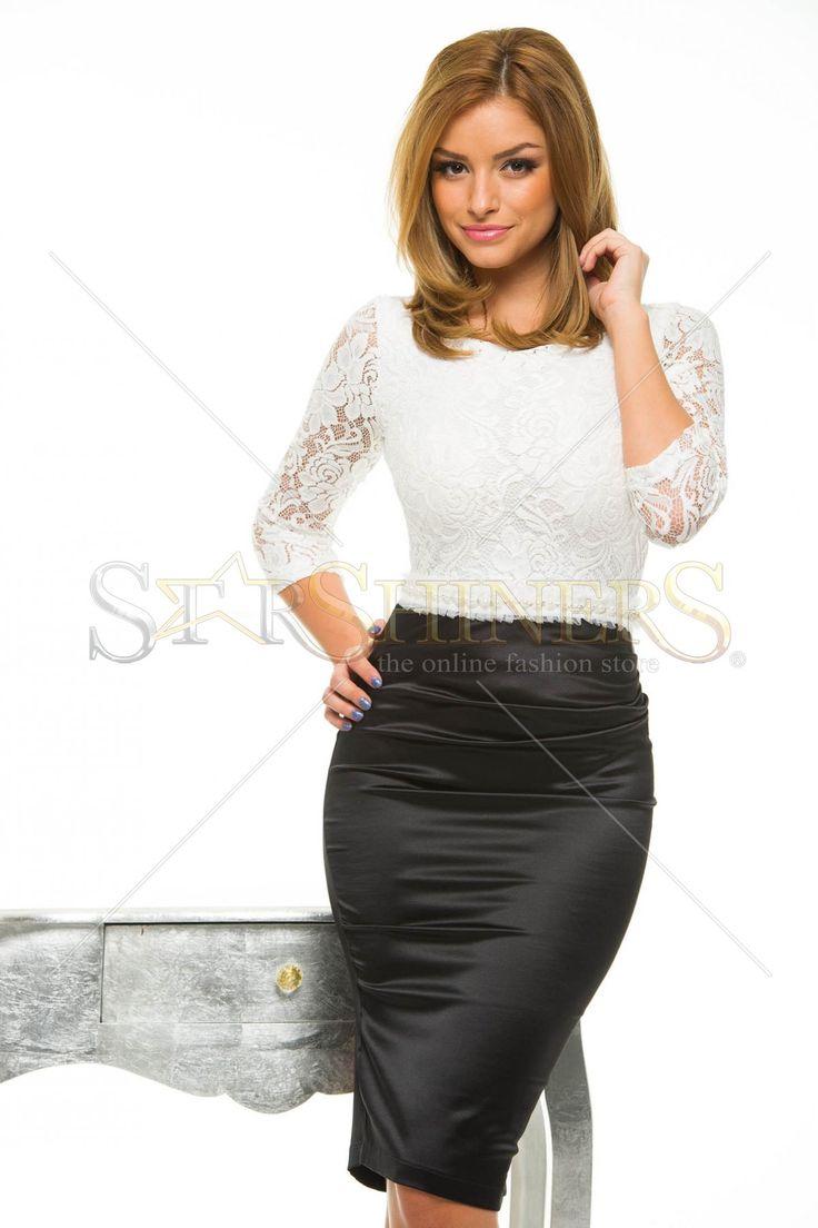 StarShinerS Gallantly White Dress