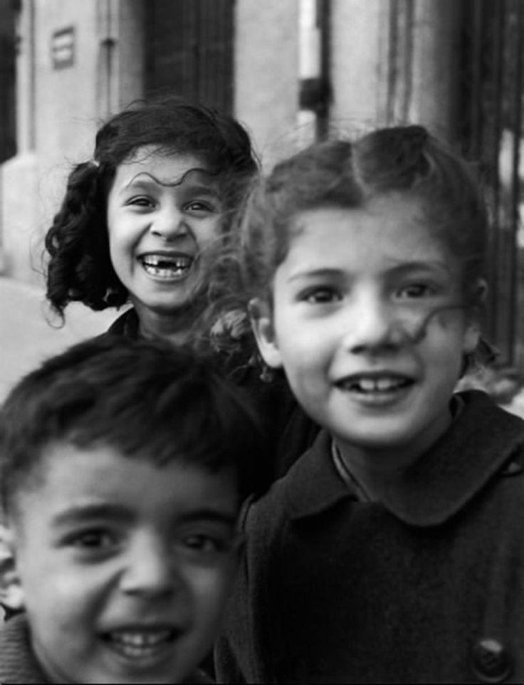 Par Sabine Weiss, Paris, 1947.