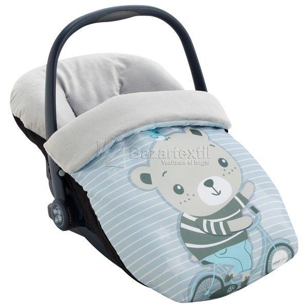 Saco Maxi-cosi Bebé Bike Pekebaby