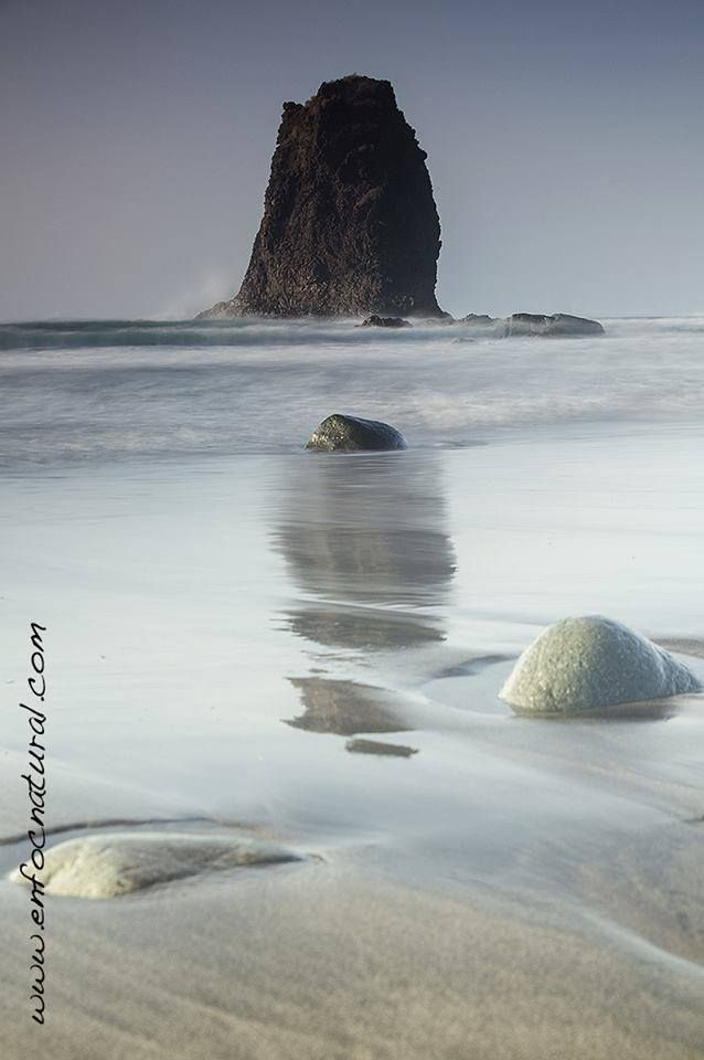 Playa de Benijo (Foto: Joan Bobet),Anaga, Isla de Tenerife. Canary Islands. Spain