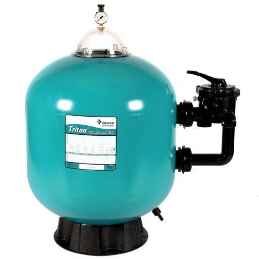 Filtre a sable pour Piscine TRITON STD TR40 F19S8 8 5M3 H - LeKingStore