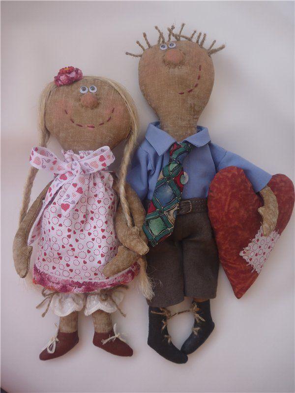 влюбенные куклы
