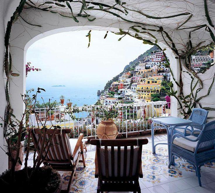 Podemos observar paisajes exóticos y totalmente hermosos