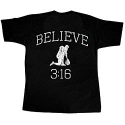 In order to succeed, you gotta believe!Gotta Believe