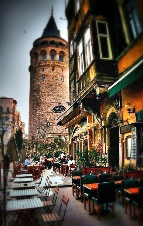 Istanbul - Taksim - Galata