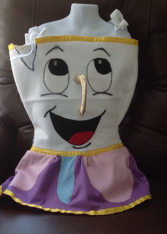 Chip the teacup baby costume kids costumes by LollipopLucyCostumes