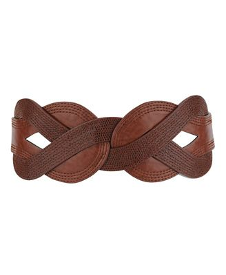 very cute brown braided belt $7 ♥forever21.com♥