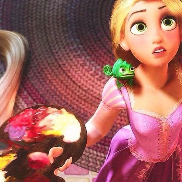 Hannah~Meghan ❤ liked on Polyvore featuring disney, icons, tangled, disney icons and pictures