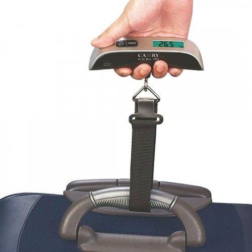Весы для взвешивания багажа 50г - 50 кг