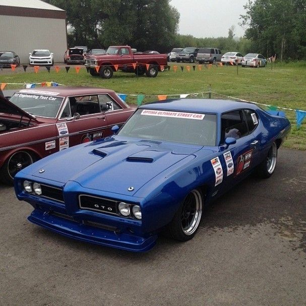 Wild Pro Touring Gto With A 505 Cubic Inch Pontiac Under The Hood Car Photos And…