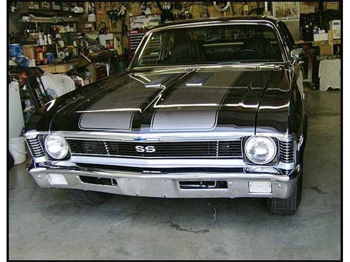 1970 Chevrolet Nova SS / Super Sport