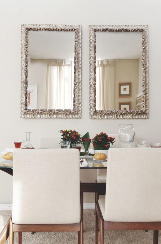 35 best espejos images on pinterest mirrors mirror for Decoracion de comedor con espejos