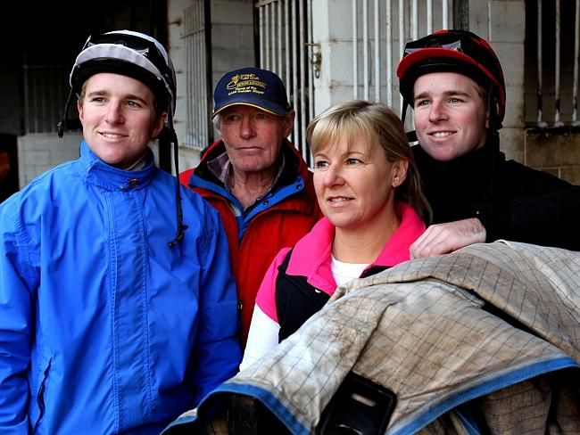 R.I.P. Nathan Berry.... http://www.dailytelegraph.com.au/news/nsw/remembering-nathan-berrys-extraordinary-life-as-racing-world-mourns/story-fni0cx12-1226875378388