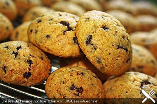 Cookie mit Schokotropfen, ein sehr leckeres Rezept aus der Kategorie Kekse & Plätzchen. Bewertungen: 68. Durchschnitt: Ø 4,6.